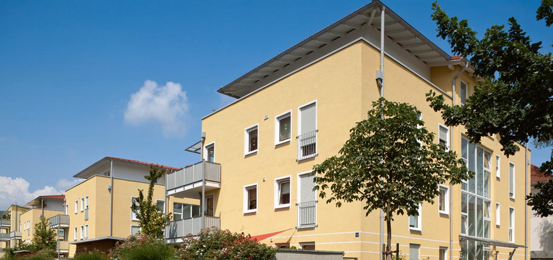 Immobilien mit werthaltiger und solider Rendite