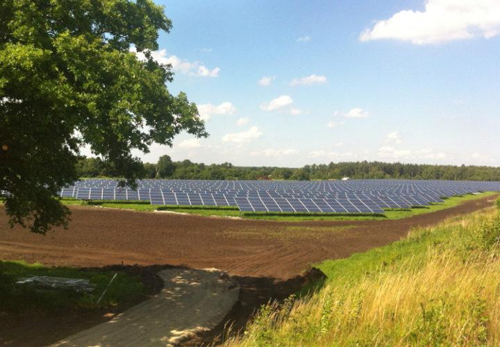 Solaranlage Großräschen