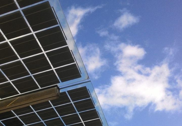 <p>Ausbau des Solarportfolios</p>