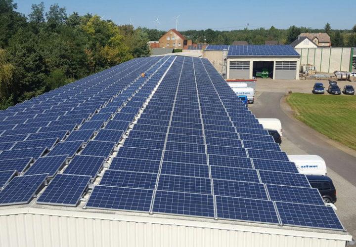 Solaranlage Großräschen & Massen
