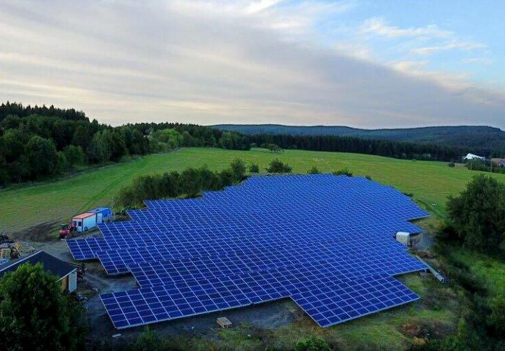 Solarpark Schmiedefeld